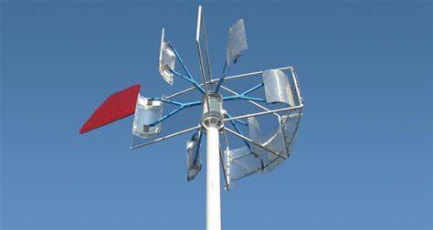 [] Ветрогенератор с вертикальной осью вращения 4го поколения 500 Вт