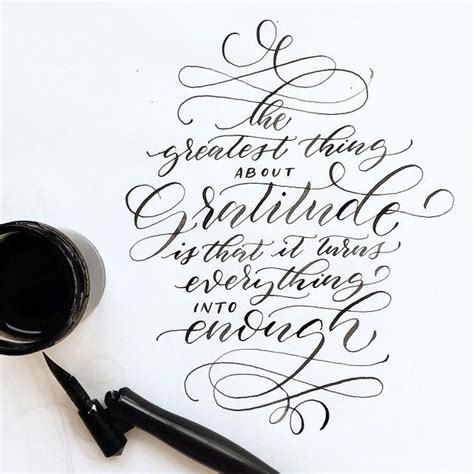 greatest   gratitude    turns
