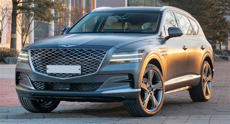 Genesis To Launch Third SUV Next Year, Could Be An ...