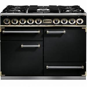 Falcon Range Cooker : buy falcon 1092 deluxe black brass trim and chrome handles ~ Michelbontemps.com Haus und Dekorationen