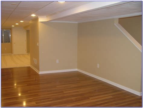 Best Color For Concrete Basement Walls Painting Home