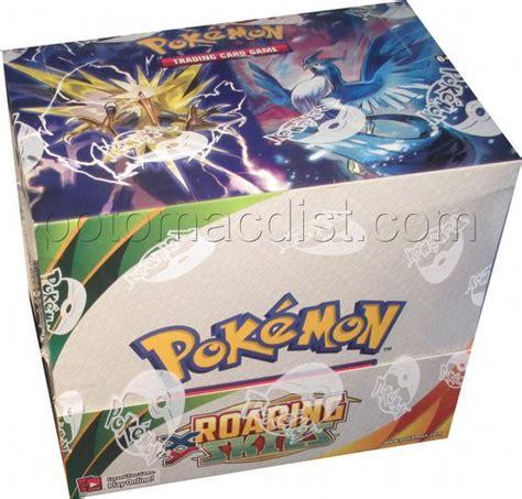 pokemon xy roaring skies theme deck box potomac