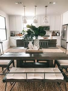 Summer, Dining, Room, Decorating, Ideas