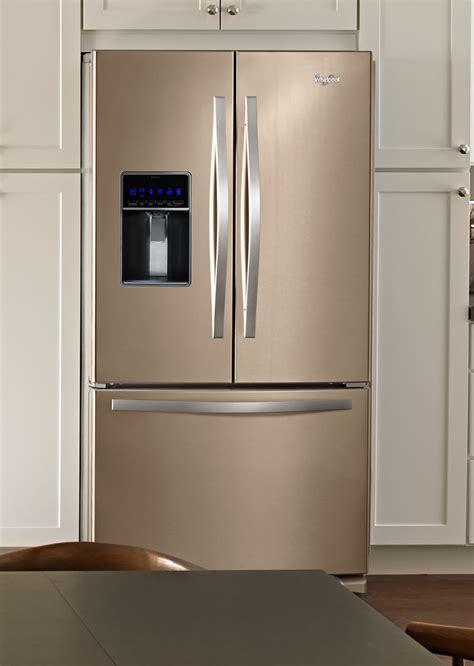 whirlpool sunset bronze kitchen appliances