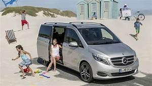 Mercedes Familiale : mercedes classe v le grand chic ~ Gottalentnigeria.com Avis de Voitures