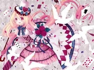 Anime Magic Girl