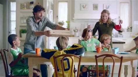 bounty tv commercial pizza party ispottv