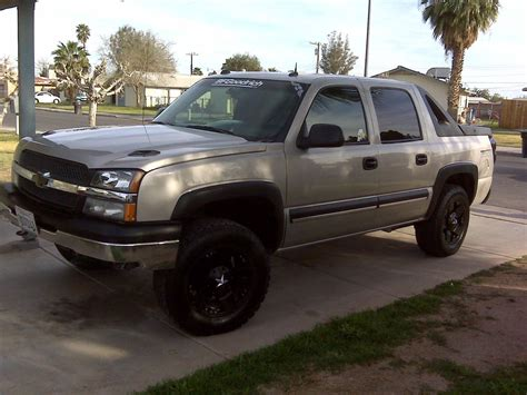Chevrolet Avalanche 2004 by Fred69 2004 Chevrolet Avalanche Specs Photos