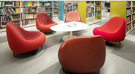Furniture Ideas For A Fashionable Home Library 6 Handy