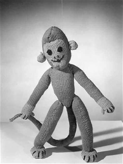 sock monkey historys  toys  time  greatest