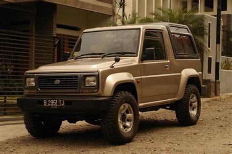 1991 Daihatsu Rocky by Si Boeloek 1991 Daihatsu Rocky Specs Photos Modification