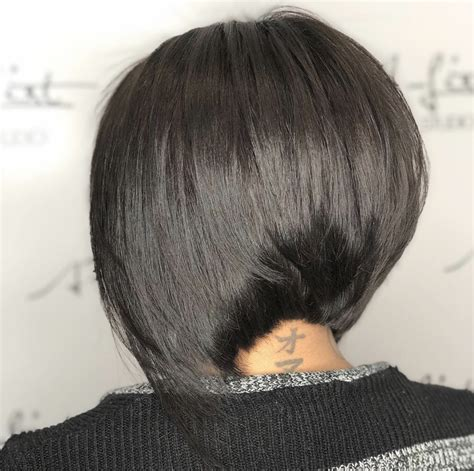 The Different Types of Bobs Bobs for thin hair Line bob