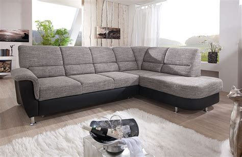 Sofa Farbe ändern by Pisa Benformato Ecksofa Schwarz Taupe Sofas Couches