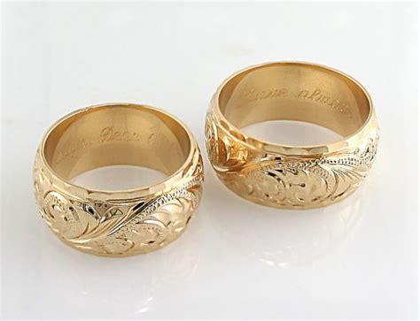 Idea For Making Hawaiian Wedding Rings
