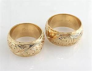 idea for making hawaiian wedding rings criolla brithday With traditional hawaiian wedding rings