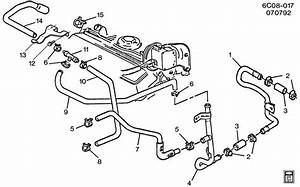 1999 Cadillac Deville Cooling System Diagram