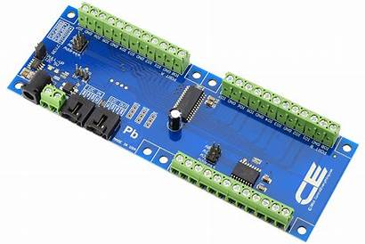 Input Digital Output Expander Channel Port Pi