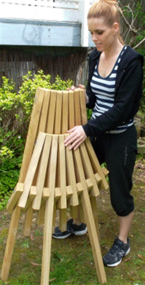 stick chair project page