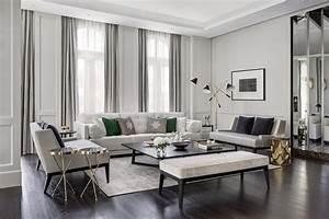 Room of the Week: Neutral Luxury Living Room in Dubai