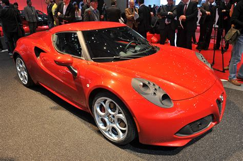 2018 Alfa Romeo 4c Is Pretty Just Dont Look It In The