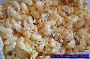 Fruit Salad Filipino Style Macaroni Recipe