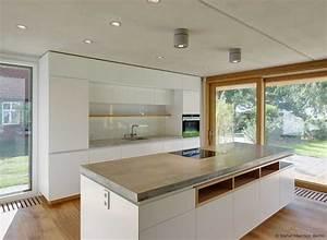 Arbeitsplatte Küche Beton : betonarbeitsplatten k chen ~ Watch28wear.com Haus und Dekorationen
