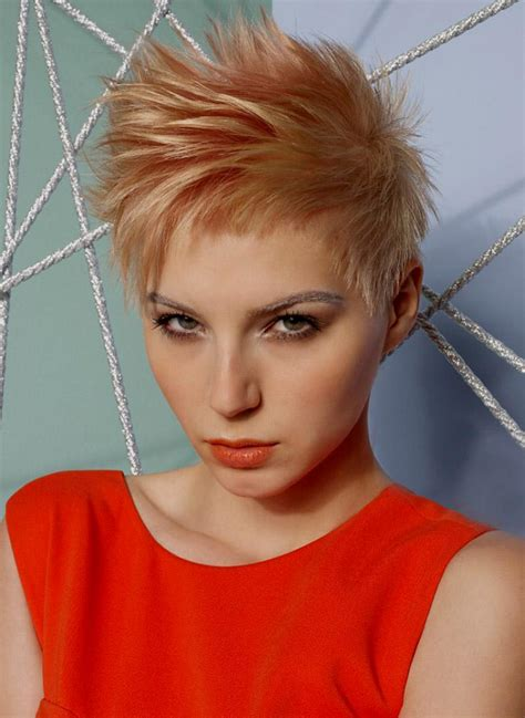 Check it out just added new photos gallery, remember to consider these three factors. Short Spiky Haircuts and Hairstyles for Women 2017 | Very ...