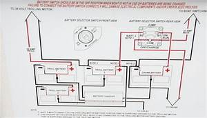 2002 Ranger Boat Battery Wiring Diagram