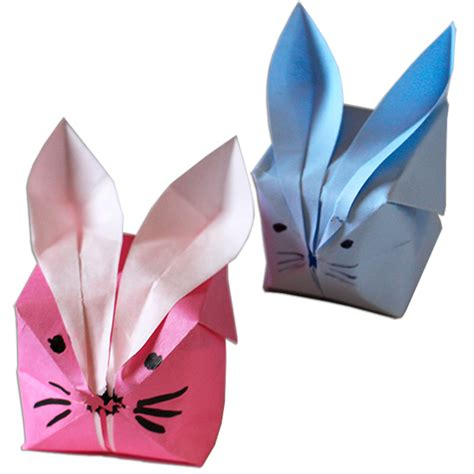 origami papier pour paques des idees d origami papier pliages faciles d origami origami