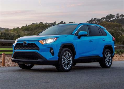 2020 toyota rav4 2020 toyota rav4 redesign changes 2020 suv update