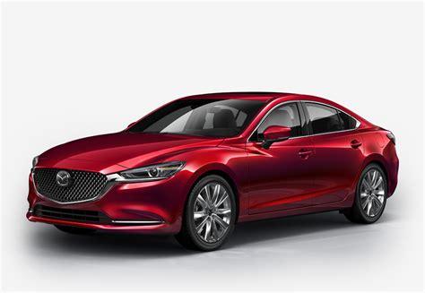 2018 Mazda 6 Turbocharged Sports Sedan  Mid Size Cars