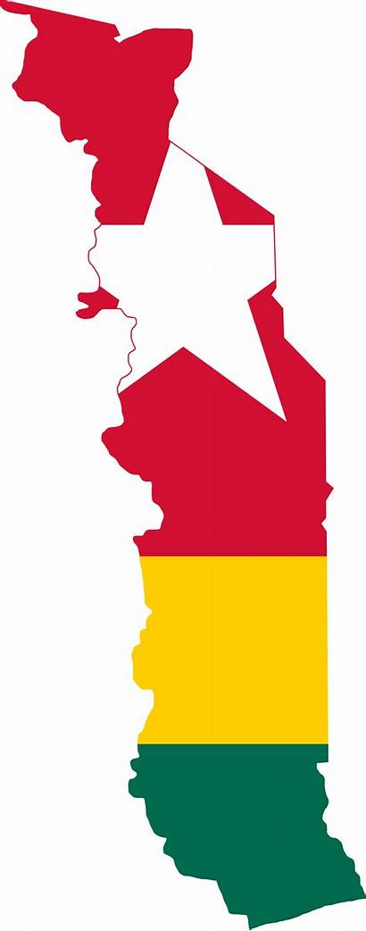 Togo Flag Map Svg Benin Wiki Wikipedia