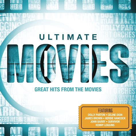 Ultimate... Movies - Diverse Artister (4CD)
