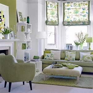 26 relaxing green living room ideas decoholic for Green living room