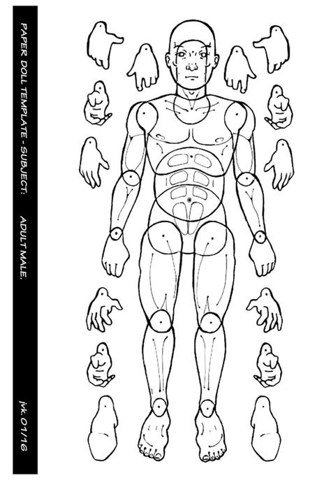 Paper Doll Template 17 Best Ideas About Paper Doll Template On