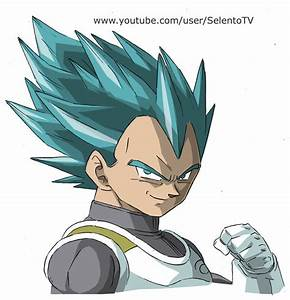 Vegeta Super Saiyan God SSGSS by Carlos-MP on DeviantArt