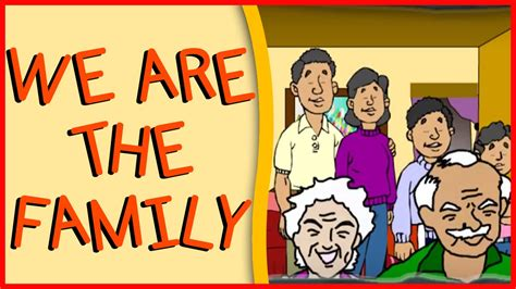 Build Your Own Nursery by We Are The Family Song For Kids Youtube