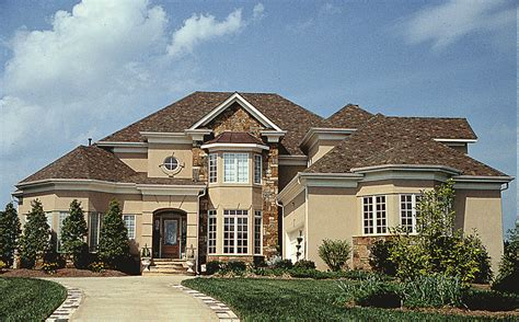 3757 Sq Ft Contemporary House Plan #180-1023