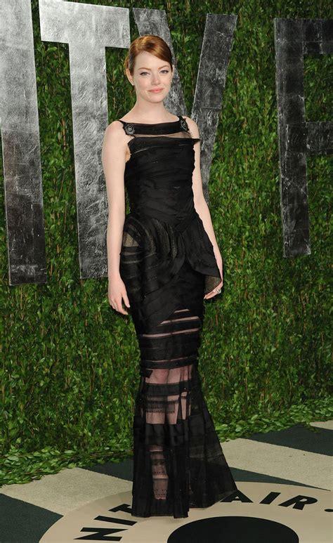 Emma Stone Vanity Fair Oscar Party Sunset Tower