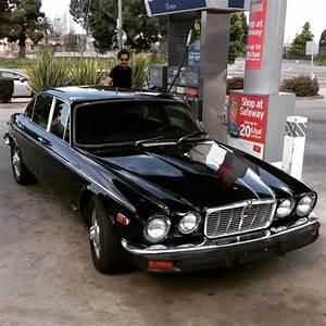 Jaguar Conversion To Chevy Engine