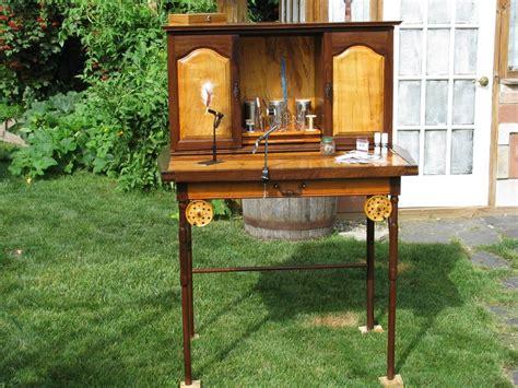 fly tying table  cabinet  threehands  lumberjocks