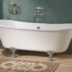 extra deep clawfoot tub homes network