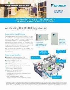 Air Handling Unit  Ahu  Integration Kit
