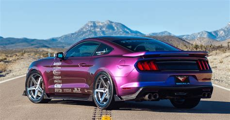 chameleon  ford mustang gt awesome video hot cars