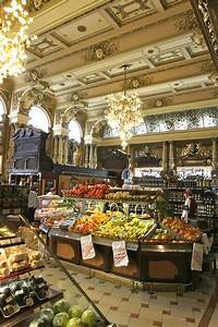 Eliseev Gastronome's Interior Design - Moscow Grocery ...