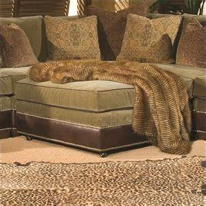 huntington house 7107 traditional sectional sofa with With ryan traditional sectional sofa with nailhead trim by huntington house