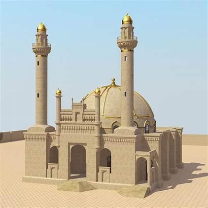 Mosque 3d Turbosquid
