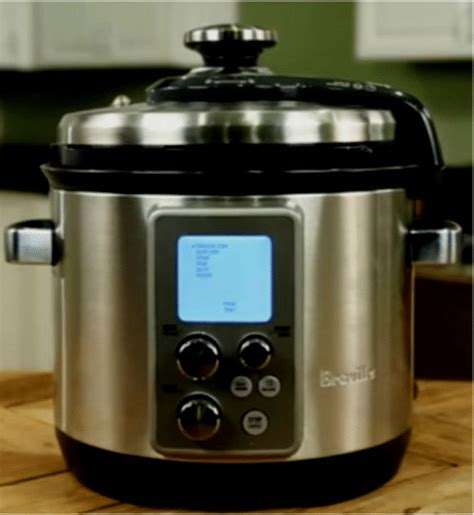 pot cooker slow instant vs fast breville better which