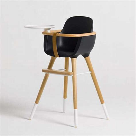chaise haute bébé design multifunctional high chair by culdesac