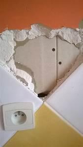 Comment Lessiver Un Mur : comment r parer un mur en placo pl tre ~ Dailycaller-alerts.com Idées de Décoration
